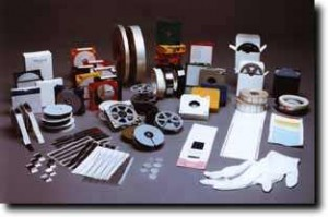 Various Microfilm Format Types plus Storage Containers & Accessories