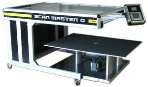 SMA SCAN MASTER model 0 - A 0 Size Book & Map Scanner