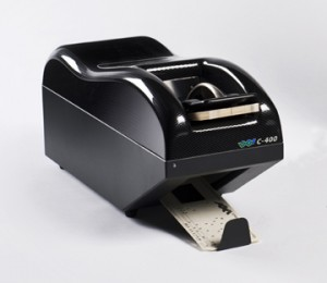 WWL C-400 Auto Feed Aperture Card Scanner