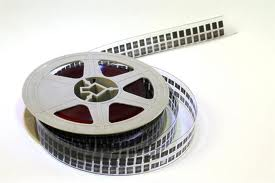 16 mm Roll Film Spool