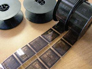 35 mm Negative Roll Microfilm Spools