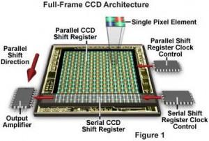 CCD Array