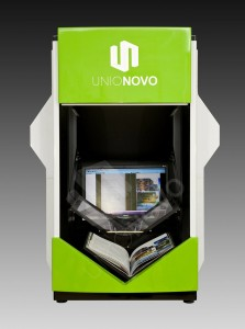 UNIONOVO CN 2S DIGITISATION CAPTURE SYSTEM