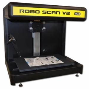 SMA ROBO SCAN V2 FLAT MATERIAL