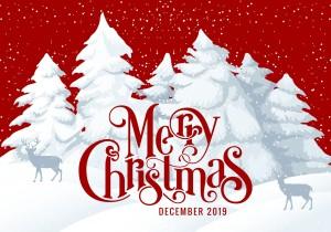 - 2019-12 MERRY CHRISTMAS 2019